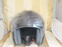 Open Face MotorBike Helmet