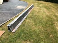 2 used Catnic Lintels for sale