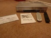 Daewoo DVD REcorder / VCR Combi - complete and hardly used - Model DF4700 P