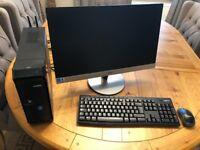 "Packard Bell PC i5-4460 Intel processor and AOC 23"" screen"