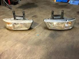 Vw transporter t5 2008 headlights
