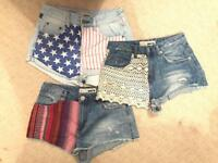 Topshop Shorts (W26)