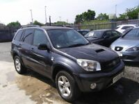 TOYOTA RAV 4 XTR D4D FULL LEATHER 2.0 TDI FULL MOT