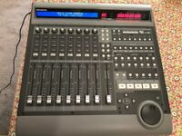 Mackie MIDI Controller Universal Logic with automated faders