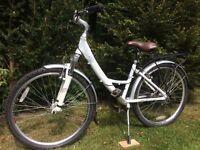 Raleigh Voyager ladies bicycle