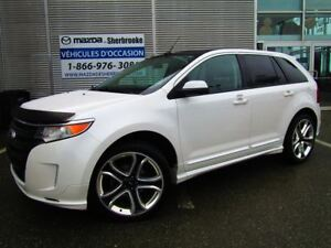 2013 Ford Edge SPORT AWD V6 TOIT PANORAMIQUE CUIR