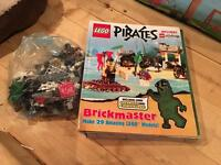 Lego pirates / castle brick master 29 models