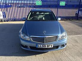 MERCEDES-BENZ C CLASS 1.6 AUTOMATIC ONLY 29000 MILEAGE