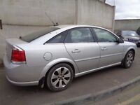 BREAKING FOR SPARS VAUXHALL VECTRA C 1.9 CDTI SILVER Z157 - ALL SPARES AVAILBLE - LEICESTER