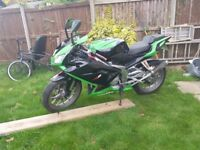 Aprilia rs 125 Perfect Condition quick sale today