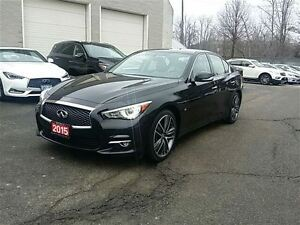 2015 Infiniti Q50 LIMITED EDITION,$231.13 BI-WEEKLY !