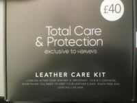 leather care & protection kit