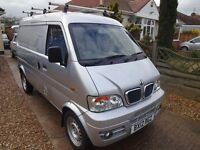 NO VAT. 2012 DFSK LOADHOPPER / SUZUKI CARRY 1.3 EFI 16V. ONLY 14874 MILES WITH FULL SERVICE HISTORY