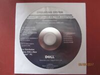 DELL Windows Vista Business - 32Bit SP1 (Disk Only No COA)
