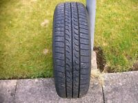 Tyres 155/65 x13 A Pair Of Tyres as new