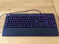 Logitec G213 gaming keyboard