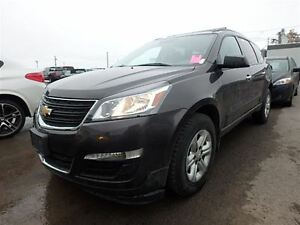 2015 Chevrolet Traverse 8 PSGR- CAMERA-DUAL DVD