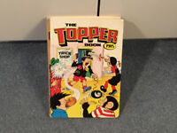 Topper, Bash Street Kids and Cheeky Comic Book Annuals