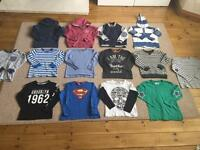 Boys age 5-6 mostly next clothes mostly new!