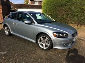 Lovely Volvo C30 R Design, 21k miles, 11 MOT, no advisories, full Volvo service history.