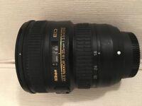Nikon 18-35mm f3.5-4.5 G Wide Angle Lens
