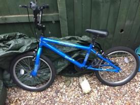 Bmx teenager bike