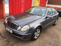 55 PLATE MERCEDES BENC 220CDI,,AVANGARDE ,,, AUTOMATIC , FULL LEATHER SEATS
