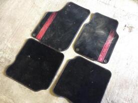 Seat Leon Cupra R Carpet Mats Genuine OEM