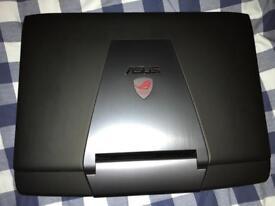 """ASUS G751JT 17"""" gaming laptop"""