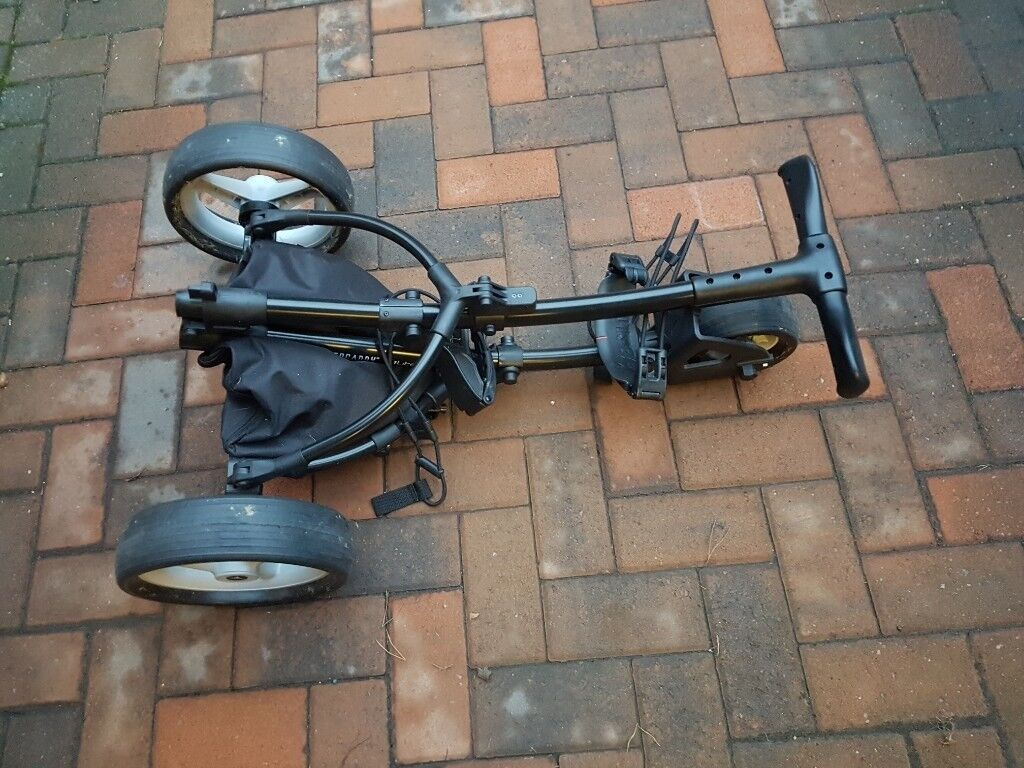 Motocaddy S1 lite push/pull trolley | in Fairmilehead, Edinburgh | Gumtree