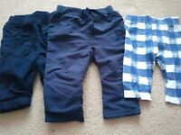 Boys jeans/trousers bundle