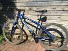 Wmns Cannondale F600 - Used - Small frame - Fatty Head Shox (Suspension) with lock out - 27 gears -