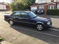 Mercedes E-class Classic insurance £350
