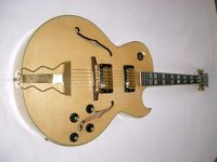 Ibanez Model 2335 electric guitar - Gibson ES-175 homage - Japan - '70s- Gloss natural - Lawsuit era