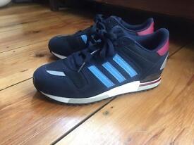 Adidas ZX700 Originals Size 5 Trainers VGC