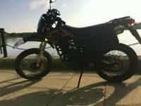 Wk trail 125cc sale or swap.
