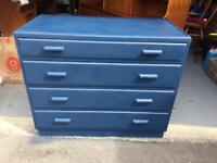 Mid Century Chest of Drawers- Project