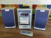 Aiwa micro compact system