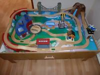 Large Thomas Play Table with Drawers