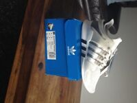 Brand new, Womens adidas Originals EQT Support ADV Trainers in clear brown in clear brown size 8