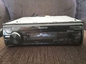 Kenwood BT48DAB Bluetooth Car Stereo