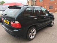 BMW X5 Automatic Leather with Satnav Good Night Conditon and mot