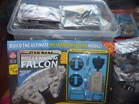 STAR WARS DEAGOSTINI Build the Millennium Falcon 1-100