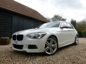 BMW 1 Series 116i M Sport 5dr Auto - JUST SERVICED. 4x NEW TYRES