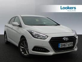 Hyundai i40 CRDI SE NAV BUSINESS BLUE DRIVE (white) 2017-11-13