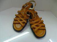 Pair of ECCO ladies sandals size 6