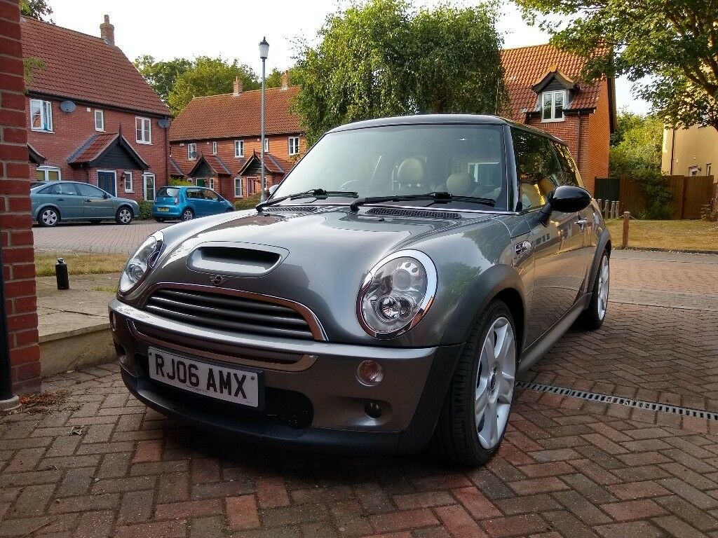 Mini Cooper S 2006 R53 High Spec Bmw