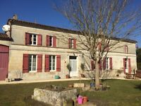 Big Farmhouse in France. 5 bedrooms. Run as B&B. Potential for several gîtes.