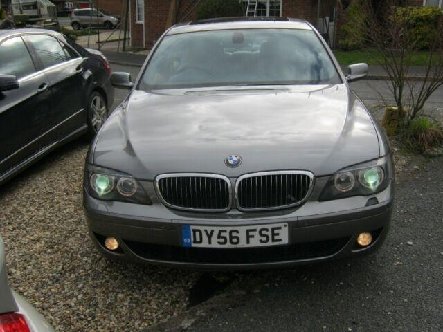 BMW 750i SPORT LATE 2006 MOT 2020 S/H 106K LUXURY MOTORING £4295 SORRY SALE  IN PROGRESS | in Norwich, Norfolk | Gumtree