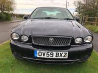 Jaguar X-Type Sovereign 2.2 Turbo Diesel 1 OWNER **30 DAY ENGINE AND GEARBOX WARRANTY**